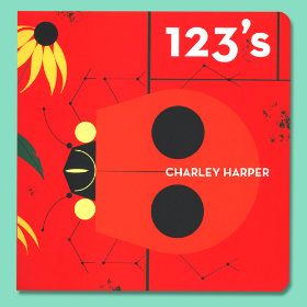 123s by Charley Harper