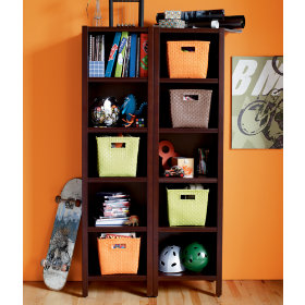 5-Cube Bookcase (Espresso)