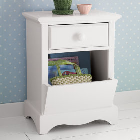 Walden Nightstand (White)