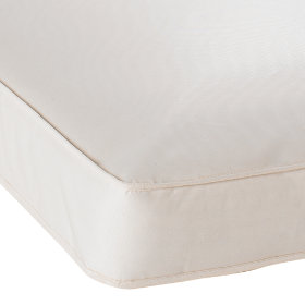 Naturepedic No-Compromise Organic Cotton Ultra 252 Crib Mattress