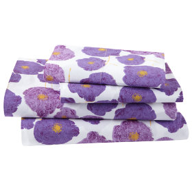 Poppy Sheet Set