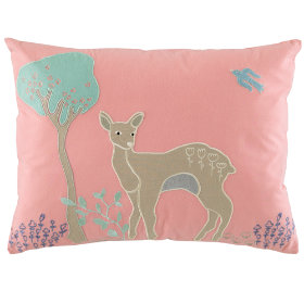 Once Upon a Throw Pillow