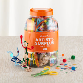 Artists Surplus Art Jar