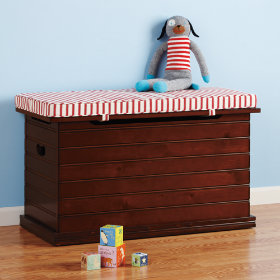 Beat Our Chest Toy Chest (Chocolate)