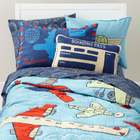 Come Fly With Me Bedding