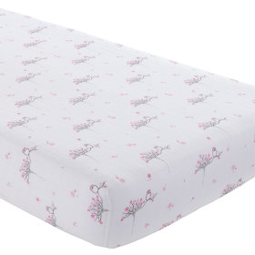 Seriously Soft Crib Fitted Sheet