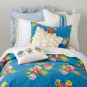 Petit Chateau Bedding