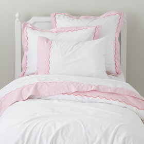 Extended Stay Bedding (Pink)