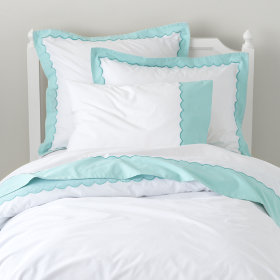 Extended Stay Bedding (Teal)