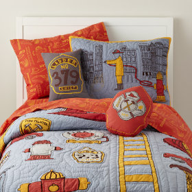 Fire Cadet Bedding