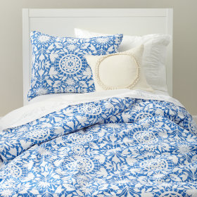 Tangled Up in Blue Bedding