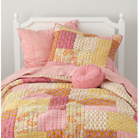 Handpicked Patchwork Bedding