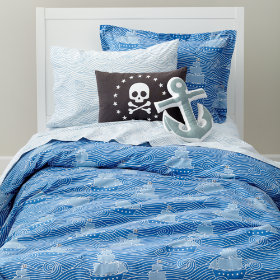 A Pirates Bedding for Me