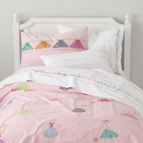 Tulle and the Gang Bedding