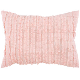 Bedding of Roses Multi Ruffle Sham (Pink)