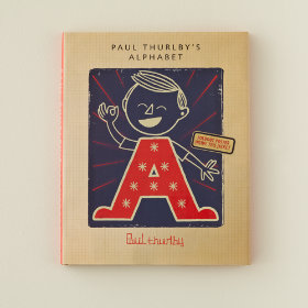 Paul Thurlbys Alphabet