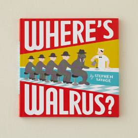 Wheres Walrus? By Stephen Savage