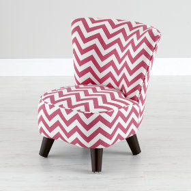Little Slipper Chair (Pink)