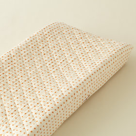 Changing Pad Cover (Orange Dot)
