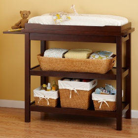 Change It Up Changing Table (Chocolate)