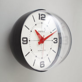 Bubble Wall Clock