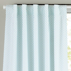 Fine Prints Curtain Panel (Diamonds)