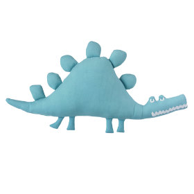 Stegosaurus Throw Pillow