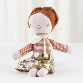 Wee Wonderfuls Doll (Fern)