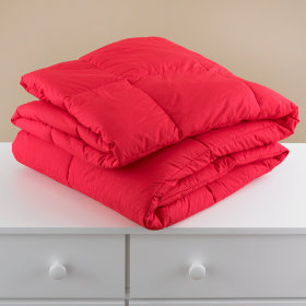 The Comforter Stands Alone (Red)