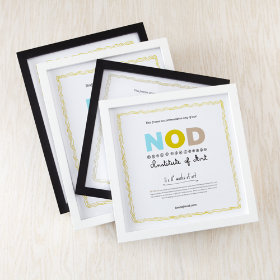 Nod Institute of Art Frame