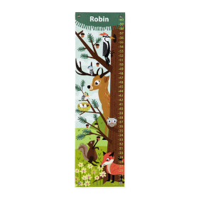 Wildlife Growth Chart