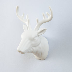 Warden Deer Wall Decor