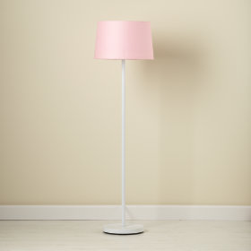 Pink Floor Shade (Shown with White Base)
