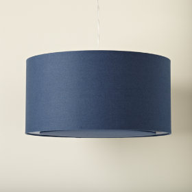 Hangin Around Lamp (Dark Blue)