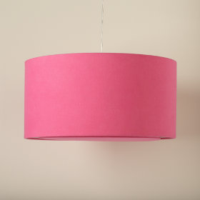 Hangin Around Lamp (Hot Pink)
