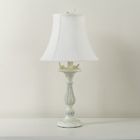 Early Bird Lamp (White)