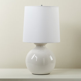 Gumball Lamp (White)