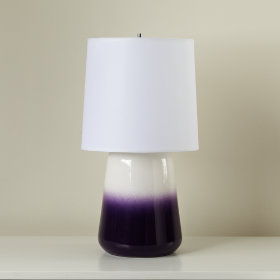 Gumdrop Lamp (Purple)