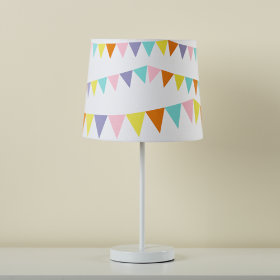 Pennant Table Shade (Shown with White Base)