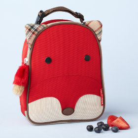 Feeding Time Lunch Bag (Fox)