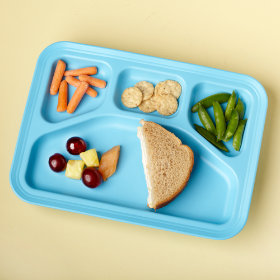 Cafeteria Tray (Blue)