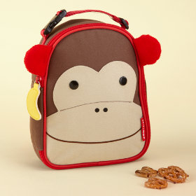 Feeding Time Lunch Bag (Monkey)