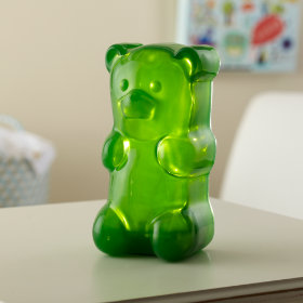 Gummy Bear Nightlight (Green)