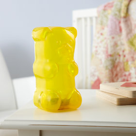 Gummy Bear Nightlight (Yellow)