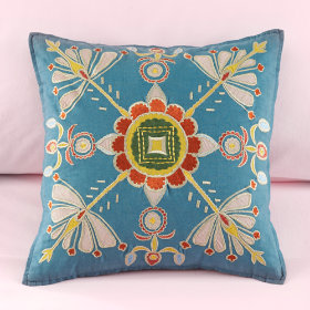 Petal Et Al Throw Pillow