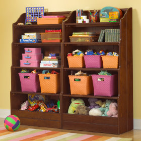 Bankable Bookcase, 60 (Chocolate)