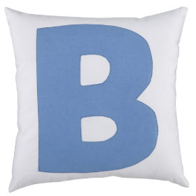 ABC Throw Pillows (Letter B)