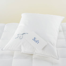 Natural Harmony Soft Pillow