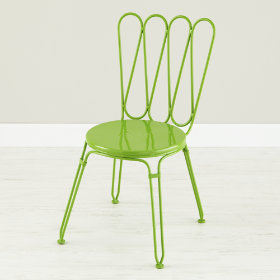 Looking Glass Play Chair (Lime)