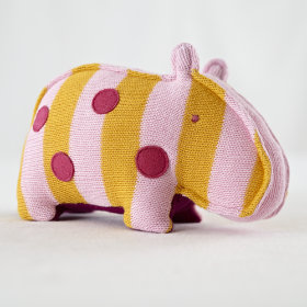 The Knit Menagerie (Hippo)
